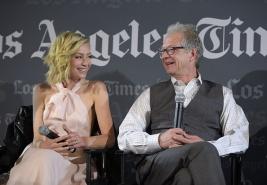 Scandal LA Times Panel Portia De Rossi Jeff Perry